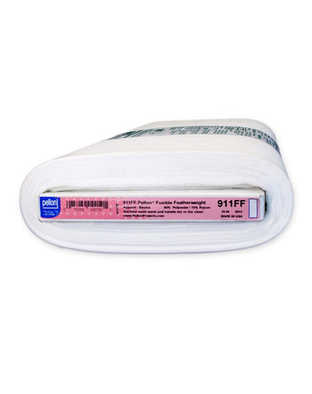 Pellon - 911FF Fusible Featherweight Interfacing - White