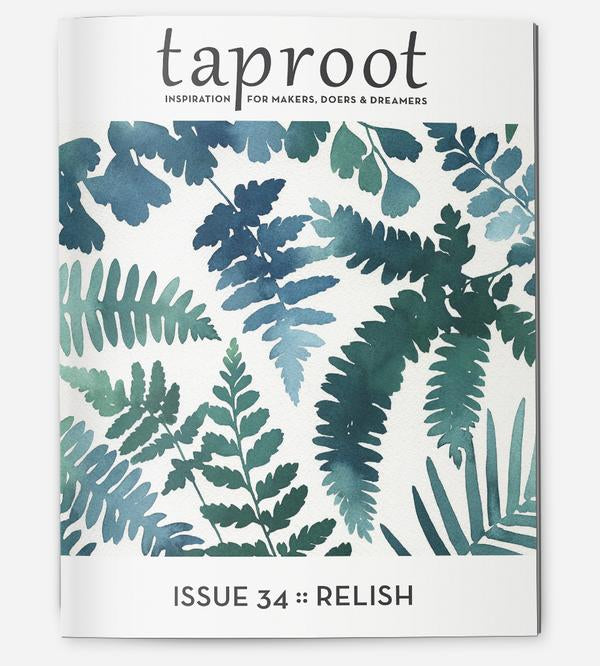 Taproot-Issue 34::RELISH