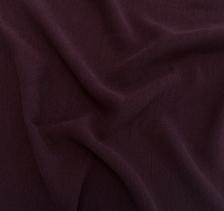 Sand Wash Lyocell/Viscose - Mulberry - 1/4m