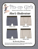 Pin-up Girls - Mens Underwear Pattern