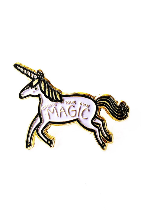 Enamel Pin - Unicorn