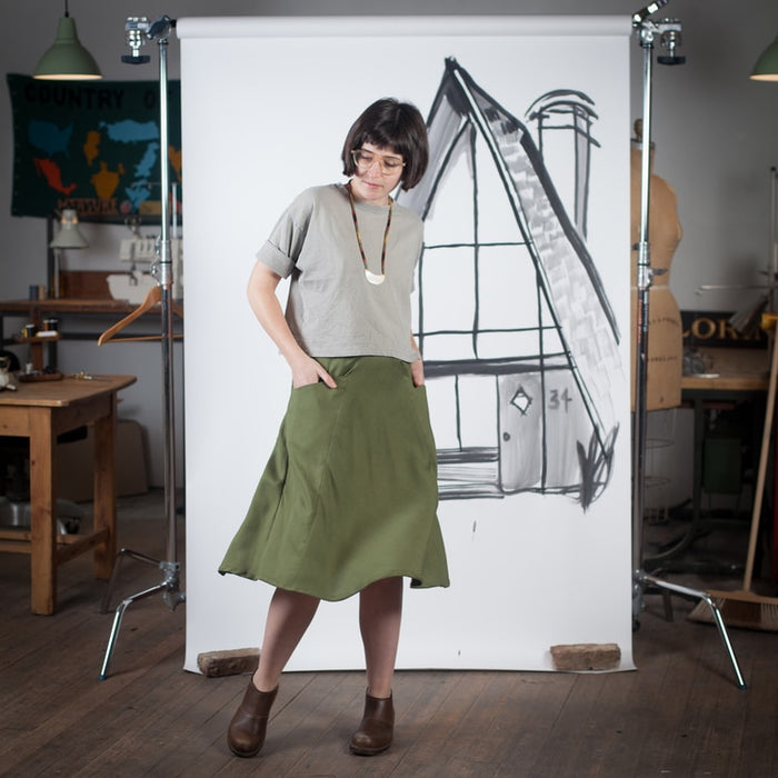 Blueprints for Sewing - A-Frame