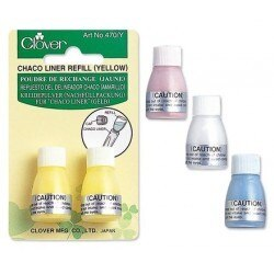 Clover - Chaco Liner Refill - Blue