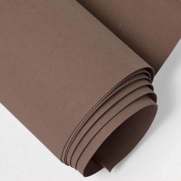 Kraft Tex Kraft Paper Fabric - Chocolate - 1/4m