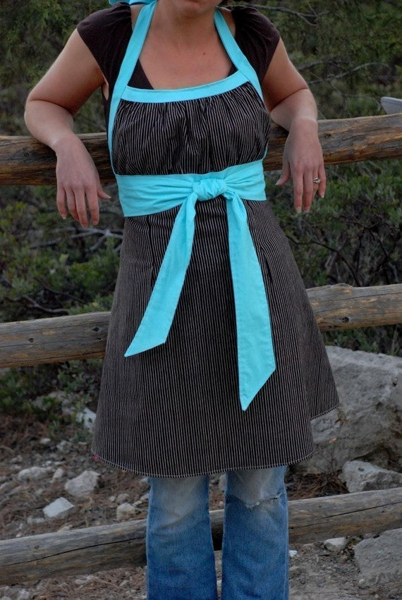 Sew Liberated Patterns - Emmeline Apron Sewing Pattern
