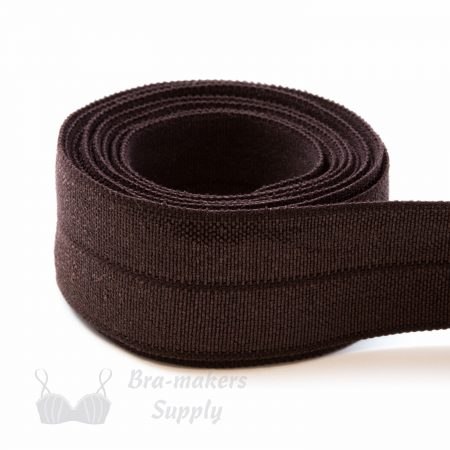 Reversible Fold-Over Elastic Binding - various colours - 1m