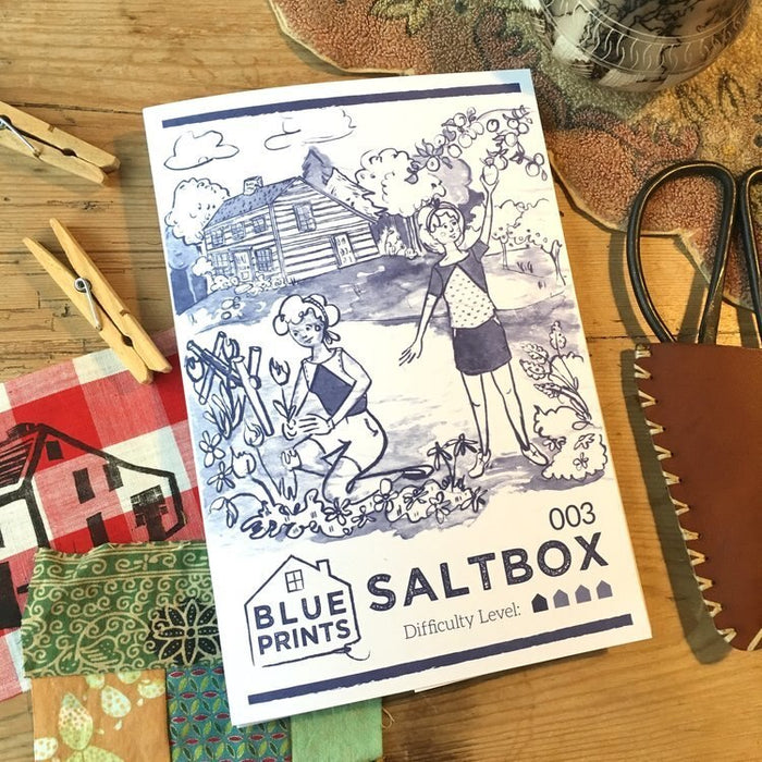 Blueprints for Sewing - Saltbox