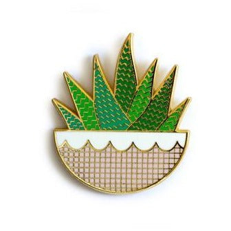 Needle Minder - Kiriki Press - Zebra Plant