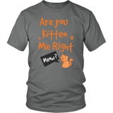 Are You Kitten Me Unisex Shirt