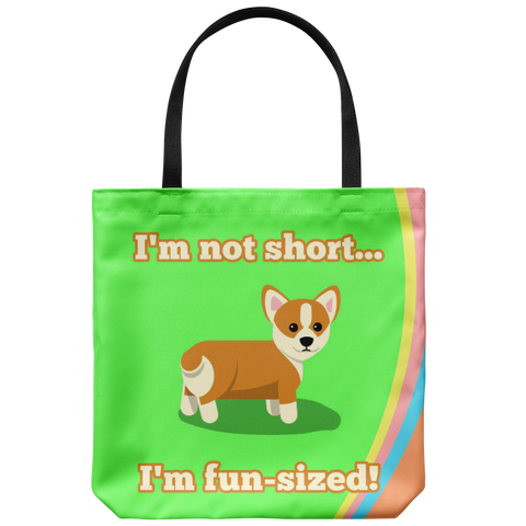 Fun-Sized Tote Bag