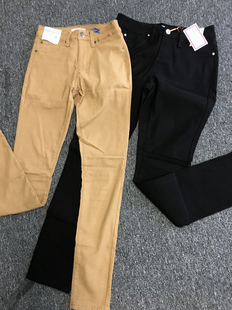 Skinny Stretch Pants