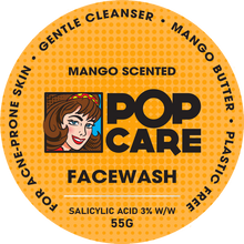 Load image into Gallery viewer, Mango Facewash