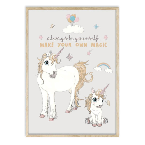 Unicorn - Plakat