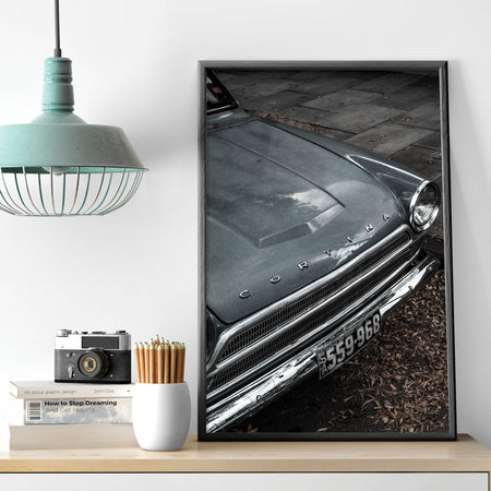 Ford Cortina  - Plakat
