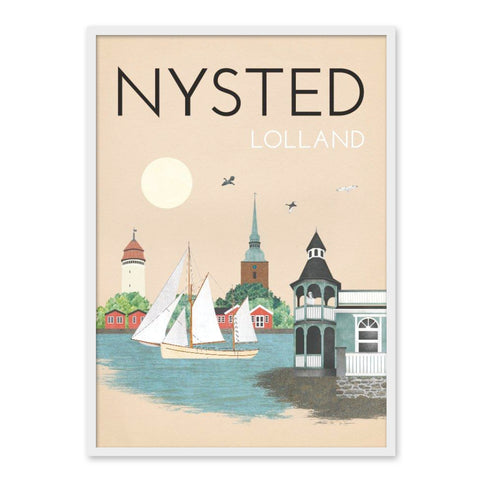Nysted - plakat