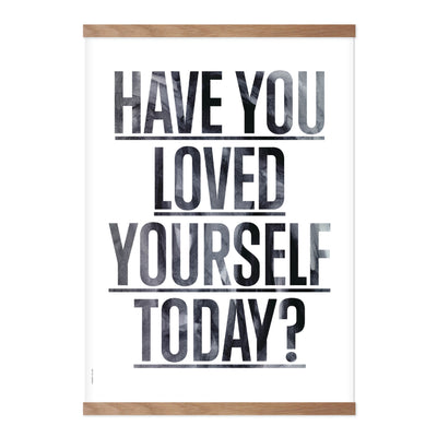 Loved Yourself? - White