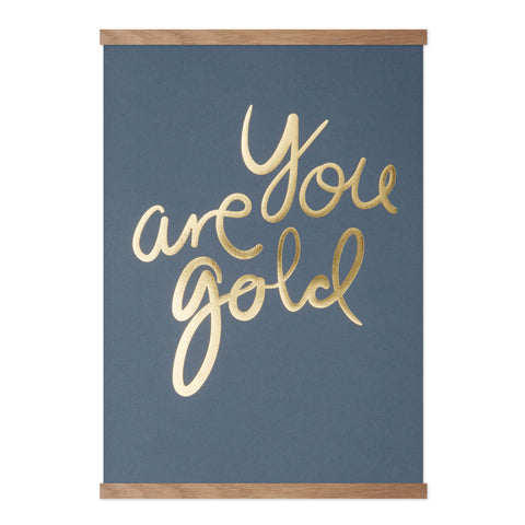 You Are Gold - Cobalt