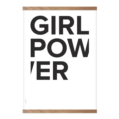 Girl Power - White
