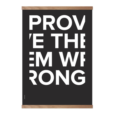 Prove Them Wrong - Black