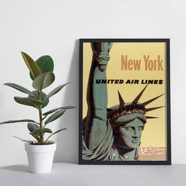 New York - Plakat