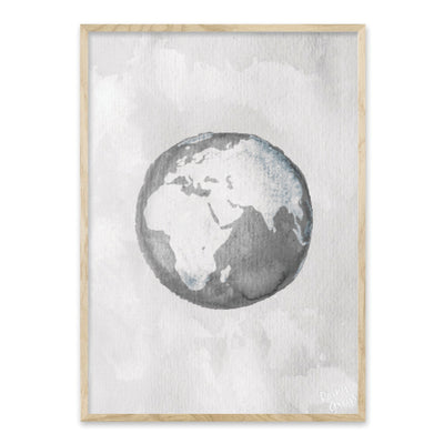 Earth - plakat