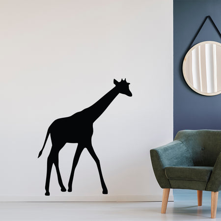 Giraf - Safaridyr wallstickers