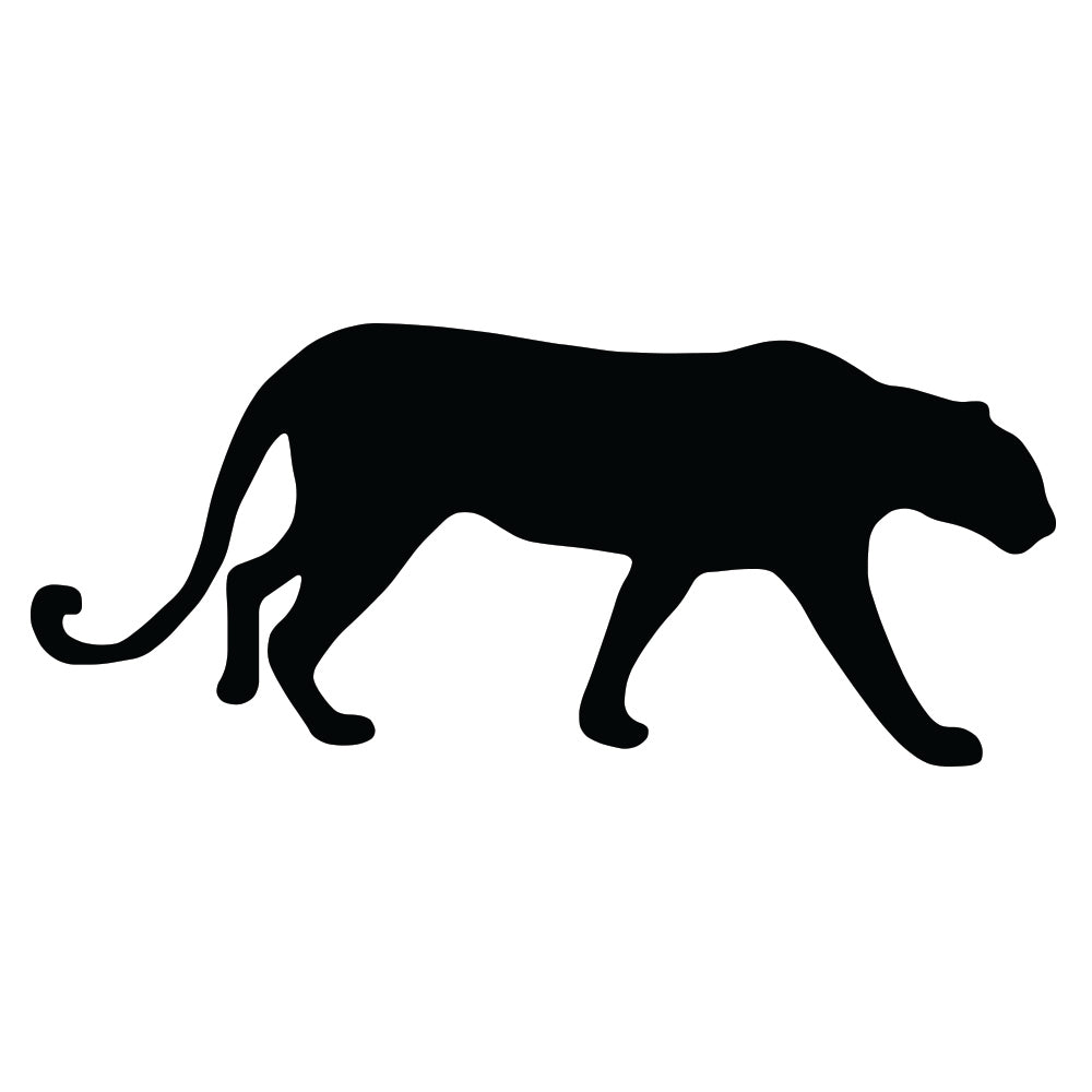 Panter - Safaridyr wallstickers