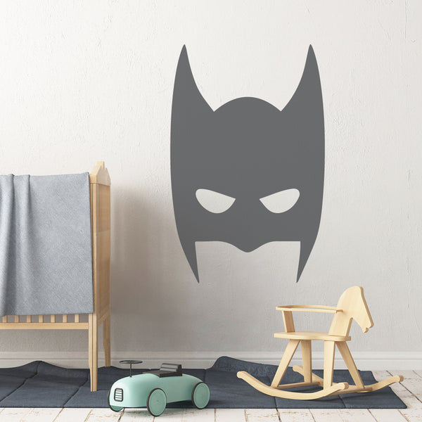 Batman Maske - wallsticker
