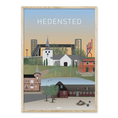 Hedensted Plakat