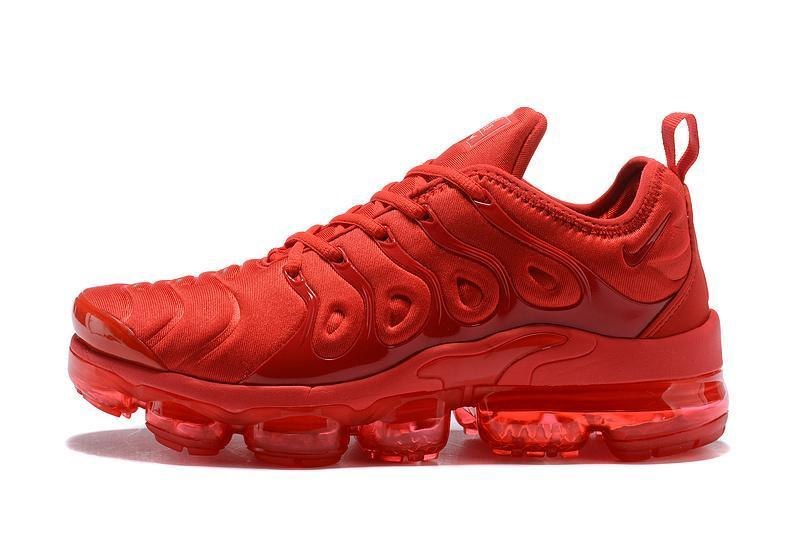 d0193c7ff10 Nike Air Vapormax Plus TN Triple Red Shoe – Shoes Mart Store