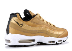 official photos 702c4 0bcd2 Nike Air Max 95 Premium QS metallic gold Mens Shoes