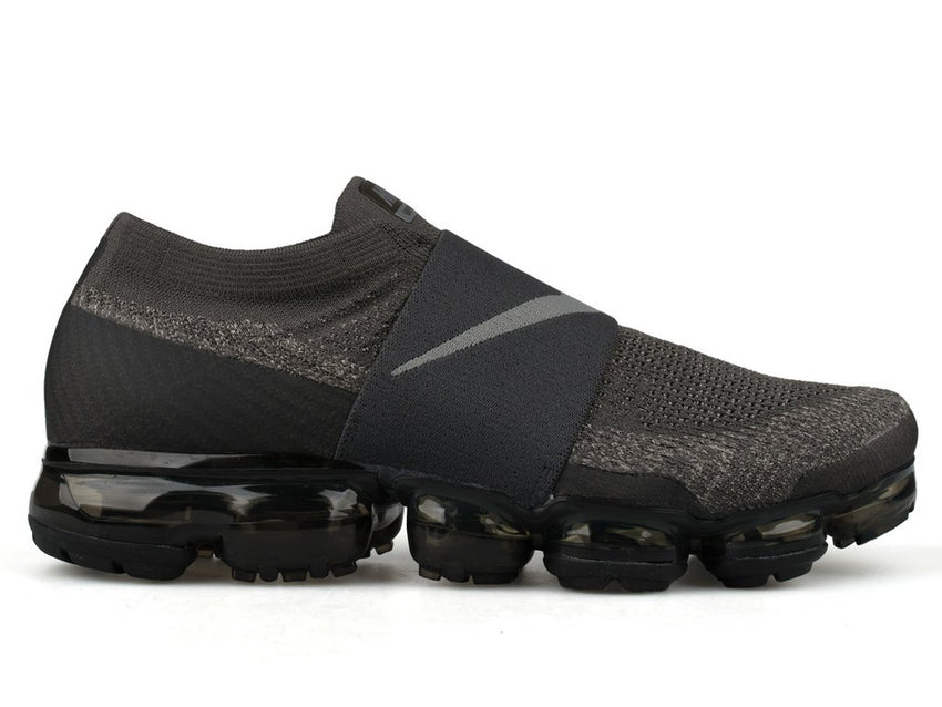 Nike Air Vapormax Flyknit Moc Fog Green Black Dark Shoes – Shoes ... 6014549b6
