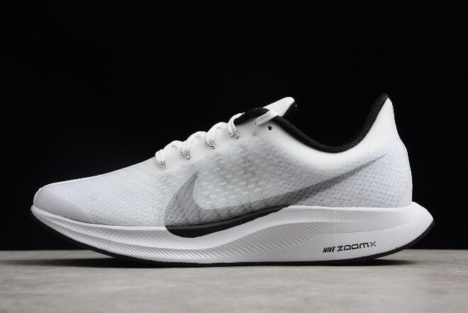 Nike Air Zoom Pegasus 35 Turbo White Black Men s Running Shoes ... dc7843b978