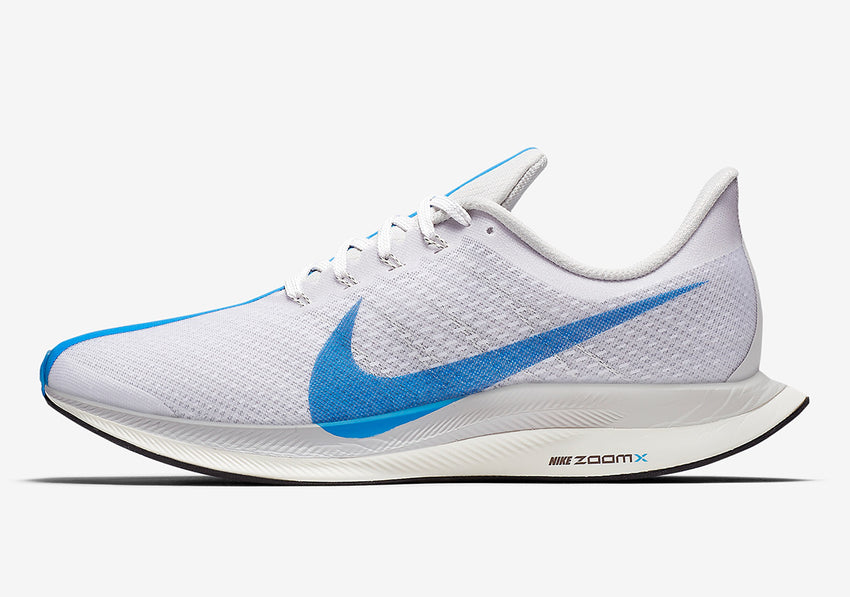 9f22d71d318287 Nike Air Zoom Pegasus 35 Turbo White Grey Men s Running Shoes ...