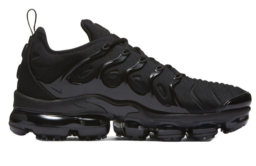 3c3dc0b27e6d2e Nike Air VaporMax Plus Triple Black Men s Shoes – Shoes Mart Store