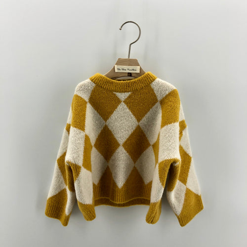 The Carson Knit, Yellow