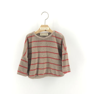 The Loren Cotton Terry Shirt, Clay