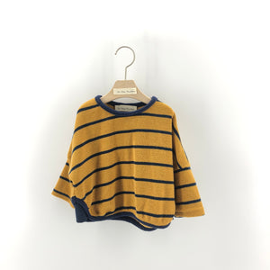 The Loren Cotton Terry Shirt, Yellow