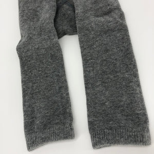 Grey Leggings and socks