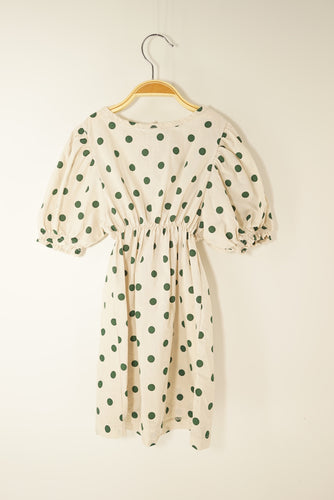 The Ana dress by guno (green)