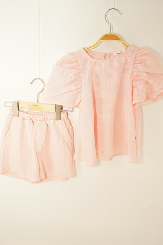 The Melody set by Mori (pink)