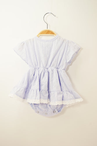 The Crosby Dress by bloom B (light blue)
