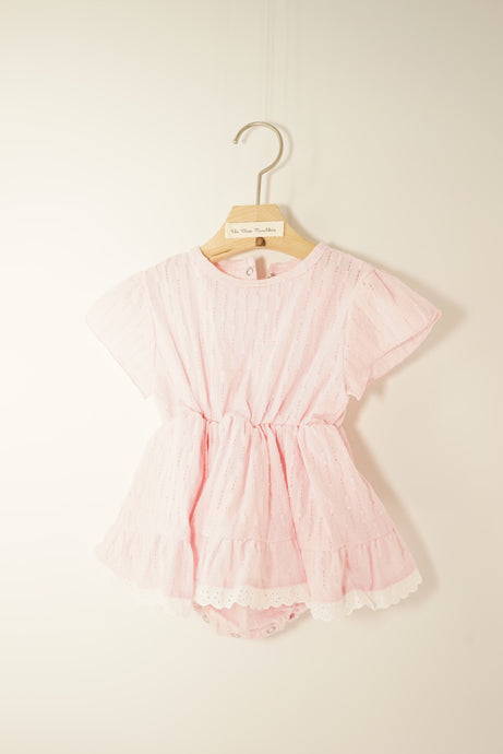 The Crosby Dress by bloom B (pink)