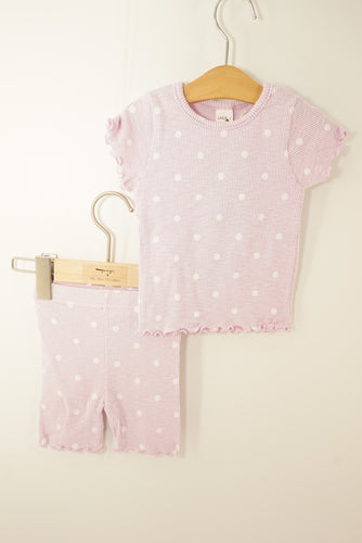 The Zoey PJ by Linda J (purple)