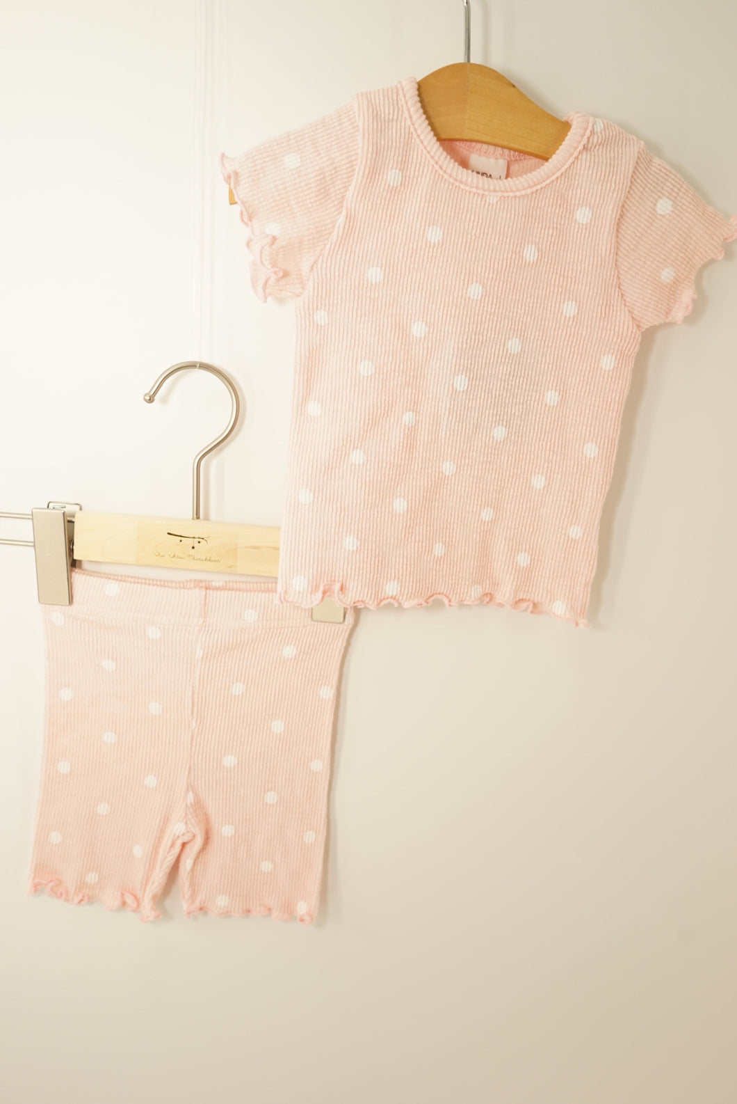 The Zoey PJ by Linda J (pink)