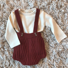 Load image into Gallery viewer, The Three Munchkins Set -- burgundy
