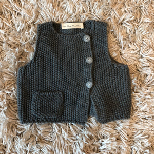 The Bailey Knit Charcoal