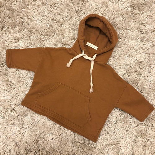 The Taylor Hoodie Brown
