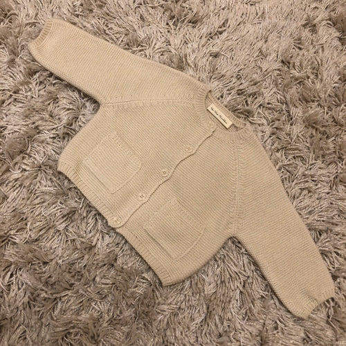 The Blair Knit Cream