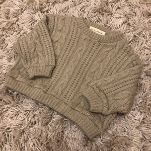 The Lucy Knit Beige